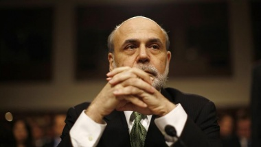 U.S. Federal Reserve Chairman Ben Bernanke is pictured at a Joint Economic Committee hearing on economic outlook and policy on Capitol Hill in Washington June 7, 2012.     REUTERS/Jason Reed