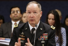 Director of the National Security Agency (NSA) U.S. Army General Keith Alexander testifies before a U.S. House Permanent Select Committee on Intelligence hearing on recently disclosed NSA surveillance programs, at the U.S. Capitol in Washington June 18, 2013.  REUTERS/Jonathan Ernst