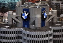 The headquarters of German luxury carmaker BMW is pictured in Munich, southern Germany, January 26, 2016.   REUTERS/Michael Dalder