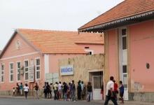 The exterior of Agostinho Neto Hospital, in Praia, Cape Verde, February 11, 2016.    REUTERS/Julio Rodrigues
