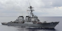 No plans at this time for joint U.S.-India navy patrols - State Dept