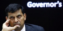 RBI Governor Raghuram Rajan listens to a question during a news conference in Mumbai in this September 30, 2014 file photo. REUTERS/Danish Siddiqui/Files