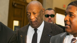 Actor and comedian Bill Cosby arrives for the second day of hearings at the Montgomery County Courthouse in Norristown, Pennsylvania, United States on February 3, 2016. REUTERS/Ed Hille/Pool/Files