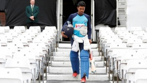 Britain Cricket - Sri Lanka Press Nets - Trent Bridge - 20/6/16Kusal Mendis of Sri Lanka before netsAction Images via Reuters / Ed SykesLivepic/Files