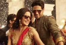 "Handout photo from the film ""Baar Baar Dekho""."
