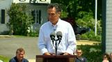 Romney launches presidential bid