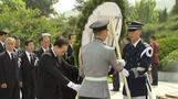 South Korea urges peace from North