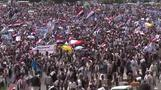 Thousands at pro-Saleh rally in Sanaa