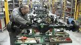 European manufacturing falters