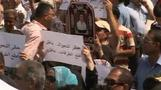 Iraqis protest lack of services and widespread corruption