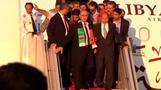 Tripoli welcomes interim chief
