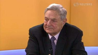 George Soros on Obama vs. Romney - Freeland File