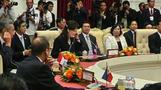 ASEAN: territorial code of conduct draft by yea
