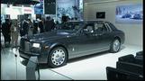 Rolls-Royce debuts Phantom II in U.S.