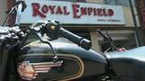 India's Royal Enfield roars back with new bikes