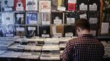 A beautiful day for record stores