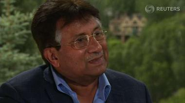 Musharraf: The U.S. has turned its back on Pakistan  - Freeland File