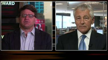 Hiding campaign donations undermines democracy: Hagel - Fast Forward