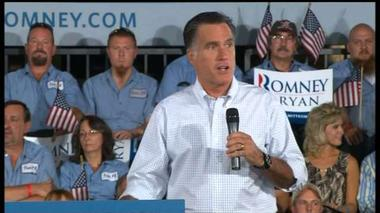 Romney slams Obama on looming defense cuts -The Trail