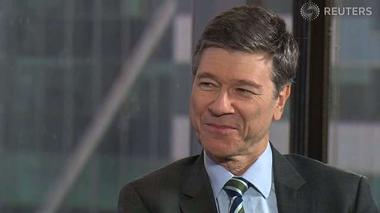 "Jeffrey Sachs: ""Even Washington"" won't drive off the fiscal cliff - Fast Forward"