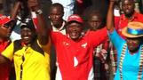 Kenyatta, Odinga make final campaign push