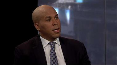 Cory Booker on Ashton Kutcher, Mark Zuckerberg and being a social media mayor