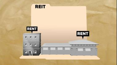 Forget gold: The case for REITs
