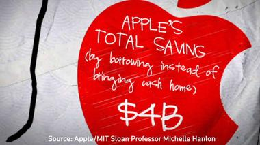 Behind Apple's savvy tax moves