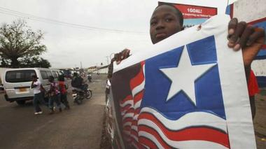 NEWSMAKER: Liberian stability will bring foreign investment