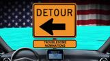 Detour!  Tracing the winding road to Obama's legacy