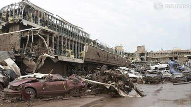 Scenes of devastation from the Moore, Oklahoma tornado