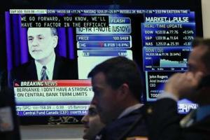 Reuters Today: The Breather Before Bernanke