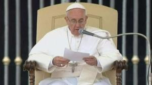 Pope Francis prays for Oklahoma tornado victims
