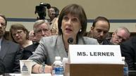 IRS official refuses to answer questions at scandal hearing
