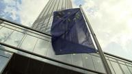 European business falters, eyes on ECB