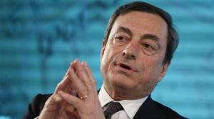 ROUGH CUT: ECB's Draghi wants more European UK