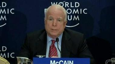 McCain: Threats to Assad must have