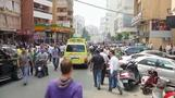 18 wounded in Beirut blast