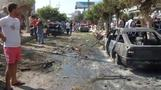 Twin blasts kill dozens in Lebanon's Tripoli