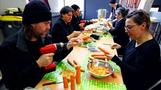 The Wider Image: Vienna's Vegetable Orchestra