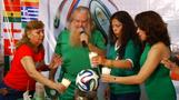 Mexican warlock holds ritual for national team
