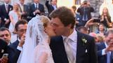 Fairy tale wedding for Belgian prince in Rome