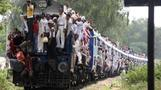 The struggle to put India's railways back on track