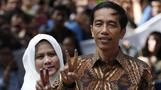 'Outsider' president can break Indonesia's status q