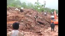 Hundreds feared dead after landslide buries Indian village