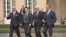 Germany hosts Ukraine crisis talks