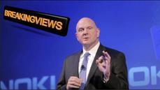 Breakingviews: Ballmer's billions