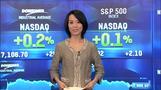 NY株続伸、S&Pが終値で初の2000台(26日)