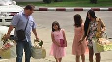 British man reunited with daughters missing in Thailand for three months
