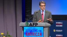 Gov. Rick Perry criticizes Obama's 'no strategy' on Islamic State